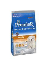 Racao-Premier-Maltes-Caes-Filhotes-Racas-Especificas