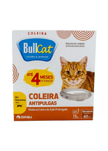 Coleira-Antipulgas-Coveli-Bullcat-para-Gatos