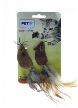 Brinquedo-Petix-Dupla-Camundongo-para-Gatos-