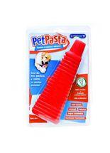 Brinquedo-Pet-Games-Pet-Pasta-Borracha-Vermelho-para-Caes-e-Gatos-