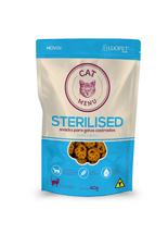 Petisco-Luopet-Cat-Menu-Sterilised-para-gatos-castrados