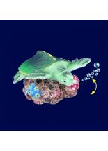 Enfeite-Duo-Soma-Fish-Mini-Tartaruga-Verde-para-Aquario