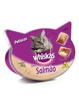 Petisco-Whiskas-Temptations-Salmao-para-Gatos