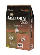 Racao-Golden-Duo-Caes-Adultos-Mini-Bits-Frango-a-Moda-Caipira---Selecao-de-Carnes-ao-Molho---3Kg-_-Premier-Pet