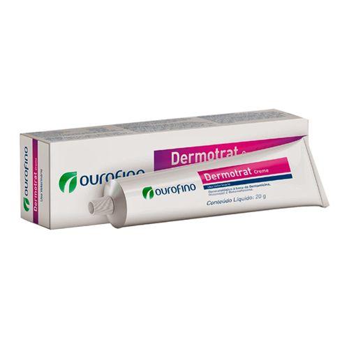 Anti-inflamatorio-Ourofino-Dermotrat-Creme