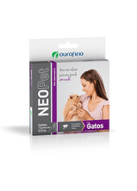 Antipulgas-e-Carrapatos-Ourofino-Neopet-para-Gatos