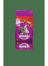 Racao-Whiskas-Carne-para-Gatos-Adultos---
