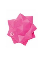 Brinquedo-Jolitex-Homepet-Bola-Cravo-de-Vinil-Rosa-para-Caes