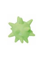 Brinquedo-Jolitex-Homepet-Bola-Cravo-de-Vinil-Verde-para-Caes