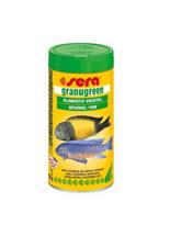 Racao-Sera-Granugreen-para-Peixes-Ciclideos-Herbivoros