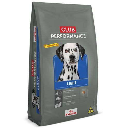 Racao-Royal-Canin-Club-Performance-Light-para-Caes-Obesos