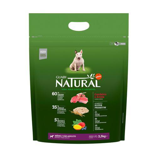 guabi_natural_cao_adulto_medio_cordeiro_aveia_25kg