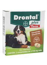 Drontal_Plus_Sabor_Carne_Caes_35_Kg_-_2_Comprimidos