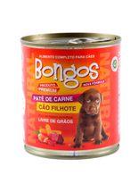 lata-bongos-caes-filhotes-sabor-carne-280g