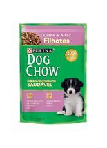 dog_chow_filhote_carne_arroz_100g
