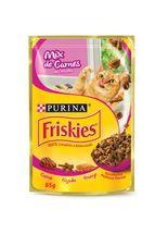 Racao_Umida_Nestle_Purina_Friskies_Mix_Carne_ao_Molho_para_Gatos_Adultos