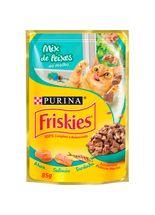Racao_Umida_Nestle_Purina_Friskies_Mix_Peixe_ao_Molho_para_Gatos_Adultos