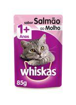 Racao_Umida_Whiskas_Sache_Salmao_ao_Molho_para_Gatos_Adultos-85g