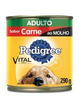 Racao_Umida_Pedigree_Lata_Carne_ao_Molho_para_Caes_Adultos-290g