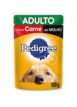 Racao_Umida_Pedigree_Sache_Carne_ao_Molho_para_Caes_Adultos_100g