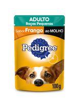 Racao_Umida_Pedigree_Sache_Frango_ao_Molho_para_Caes_Adultos_de_Racas_Pequenas_100g