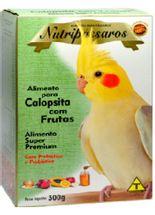 nutripassaros-alimento-racao-com-frutas-para-calopsitas-300g