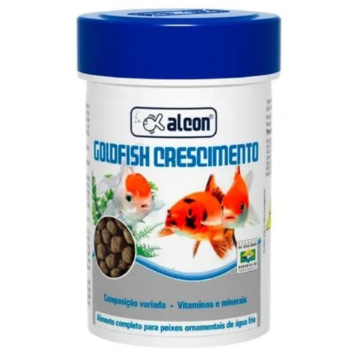 racao-alcon-goldfish-crescimento